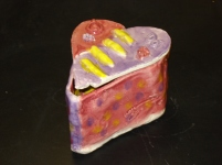 Ceramic Boxes. 2010