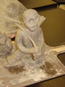 Ceramic Warriors
