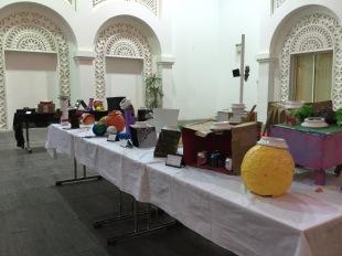 QSTech Solar Lanterns Exhibition